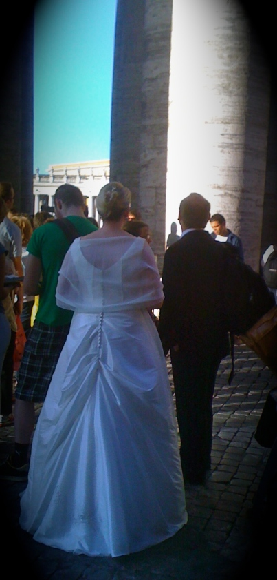 Sposi a S pietro
