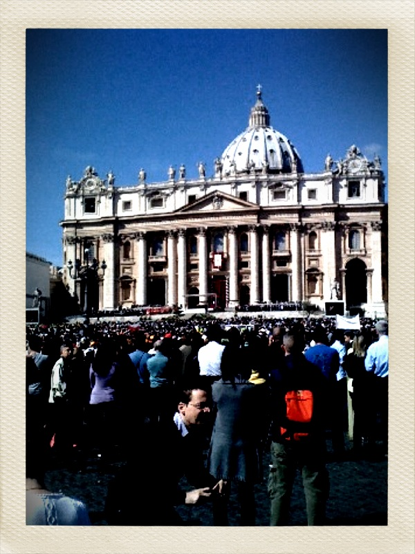 Free PAPAL AUDIENCE invitations IN ROME