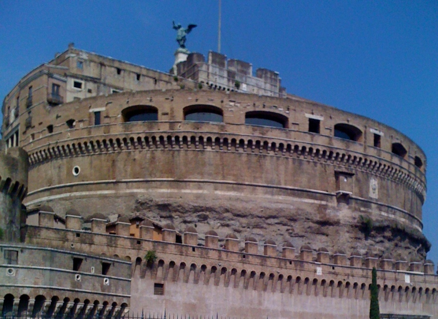 Castel S. Angelo and Mastro Titta