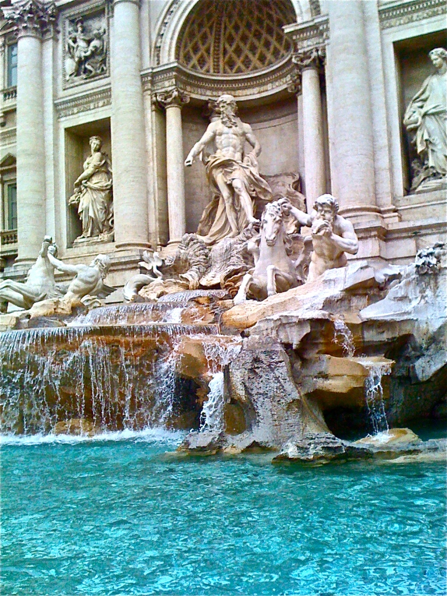 The Ace of Cups legend in Rome