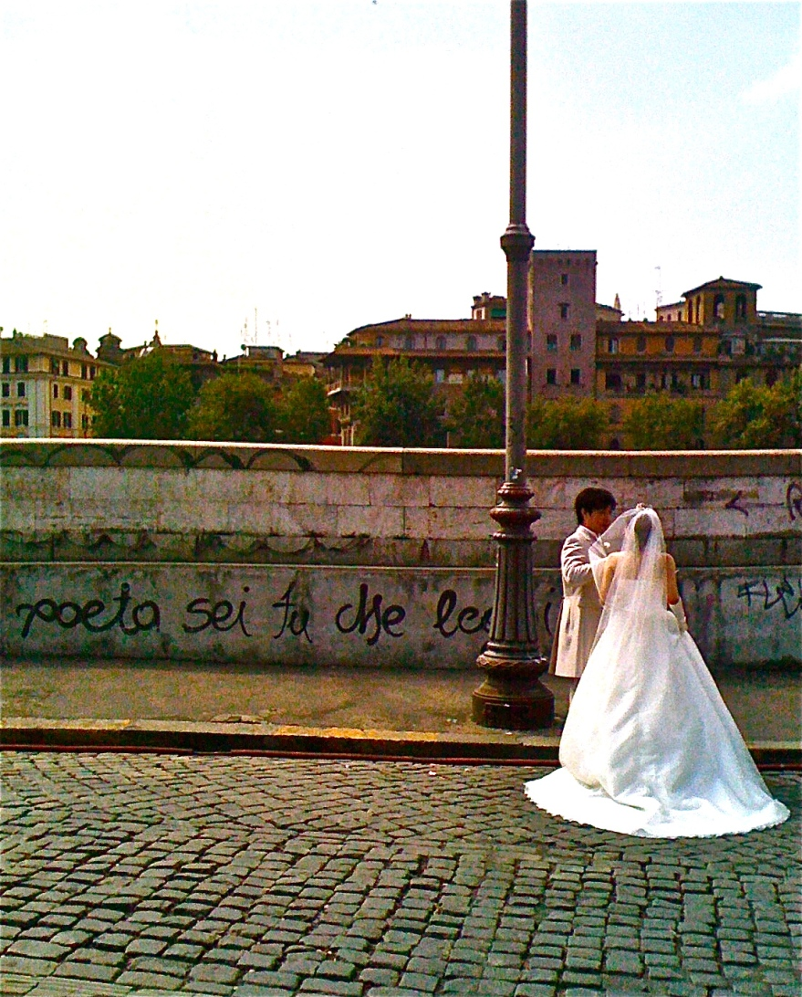 MARRIED IN ROME!