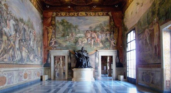CARAVAGGIO in ROME