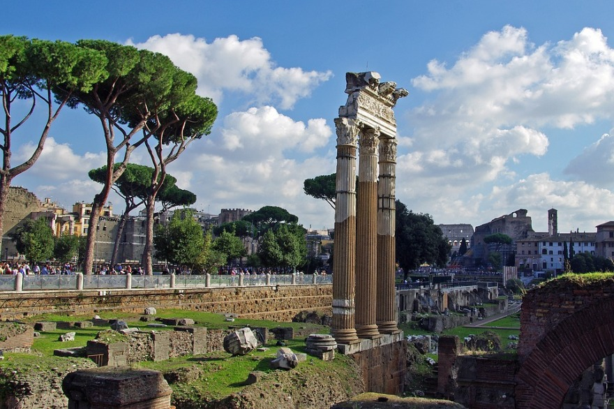 Baroque and Renaissance in Rome