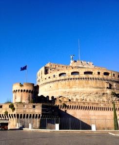 CASTEL S. ANGELO - ROMA