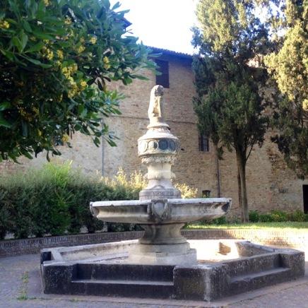 Beautiful Castles in Italy: the Rocca Viscontea - Castell'Arquato